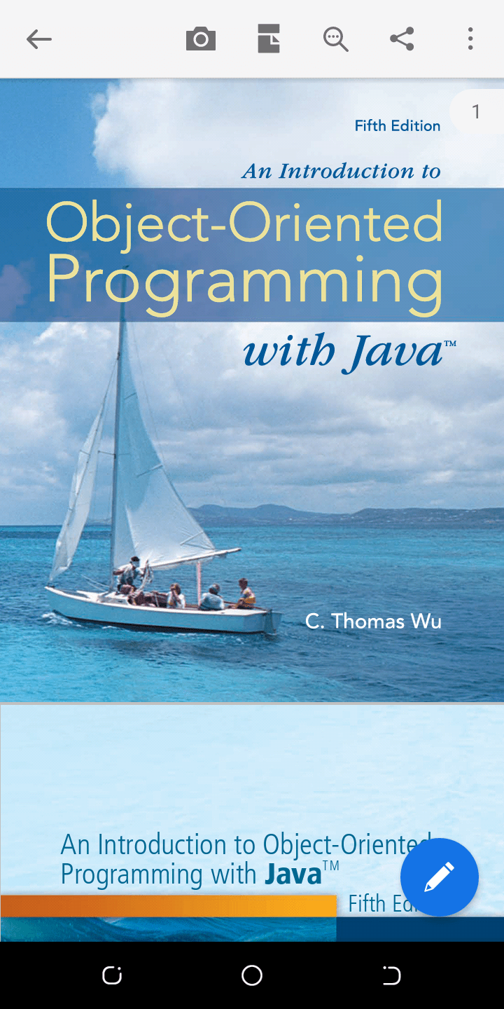 INTRODUCTION TO OBJECT ORIENTED PROGRAMMING USING JAVA