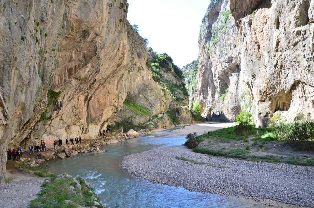 Çakıt Kanyonu Yürüyüşü