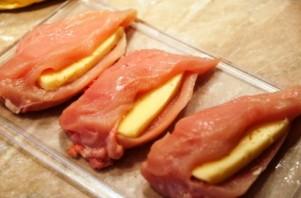 Как приготовить куриную грудку с сыром
