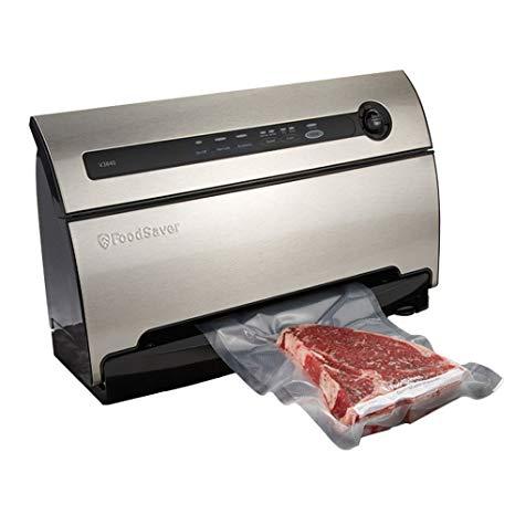 Foodsaver v3840 vacuum sealer