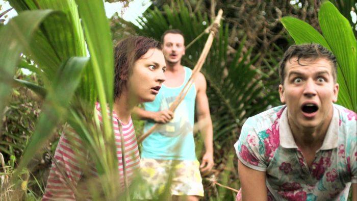 Актеры остров сериал тнт смотреть