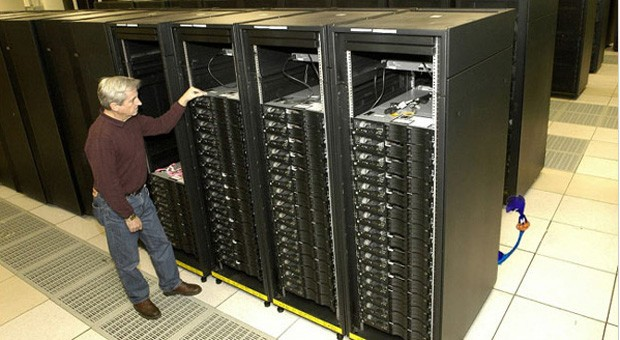 Самые мощные компьютеры в мире фото