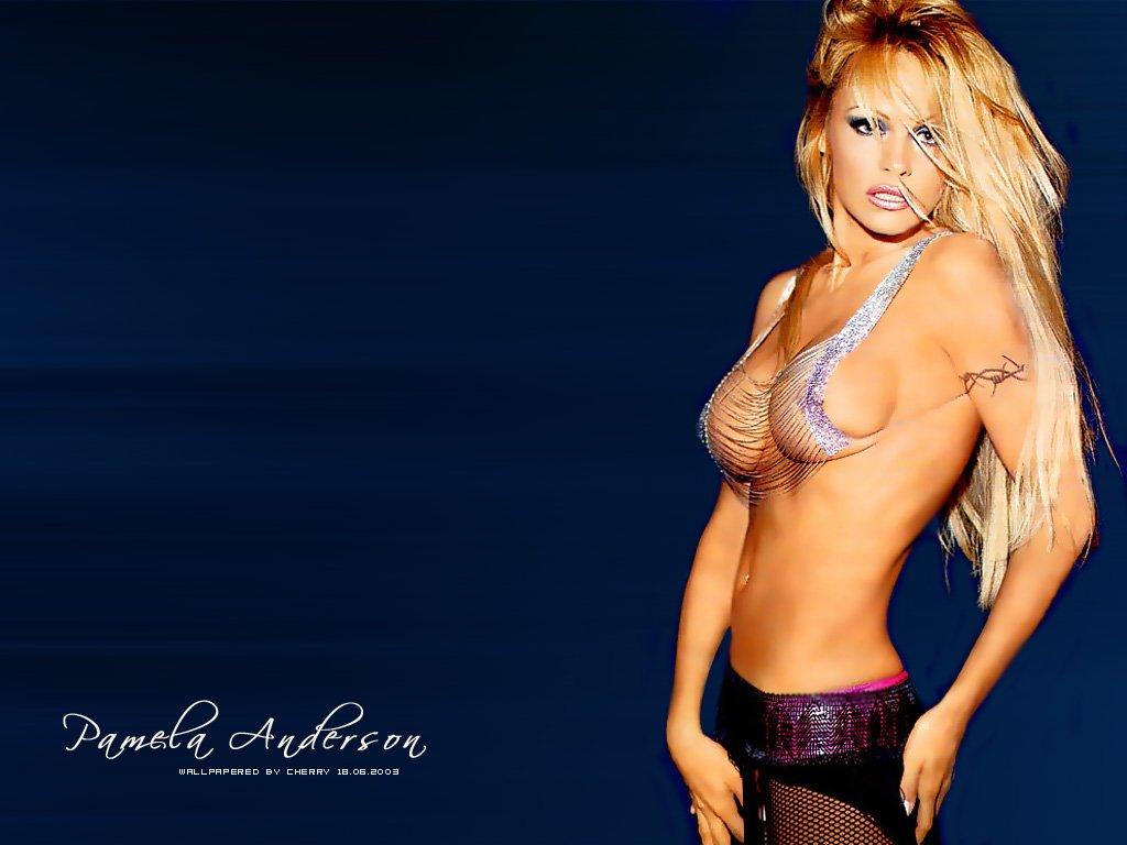 Pamela Anderson Naked 69