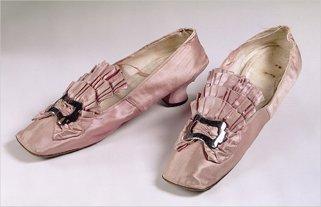 Обувь XIX века: «Принеси те самые черевички, которые носит царица, выйду тот же час за тебя замуж», фото № 5