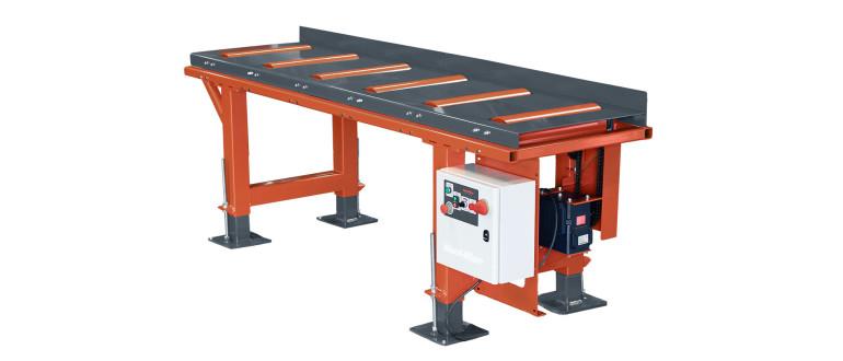 Wood-Mizer Transportador de Rodillos