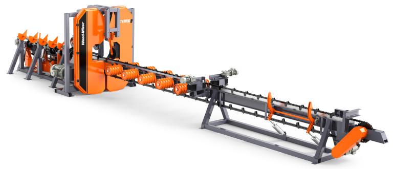 Wood-Mizer TITAN Twin Vertical Saw