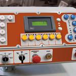Wood-Mizer WM3500 Controles del Programador Automático de Corte y Controles de Palanca