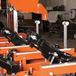Wood-Mizer WM3500 Giradores de Cadena Doble Bidireccionales