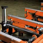 Wood-Mizer WM3500 Abrazadera de Trozas para Uso Industrial