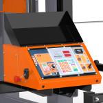 Wood-Mizer WM1000 Panel de Control con Programador Automático de Corte