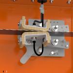 Wood-Mizer WM1000 Lubricación de la Sierra