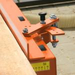 Wood-Mizer EG300 Tope de la Tabla