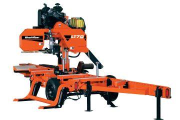 LT70 Hydraulic Sawmill