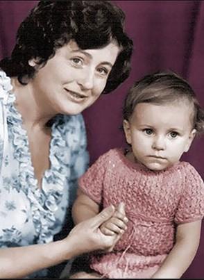 Как менялась Ани Лорак: фото певицы в детстве и сейчас