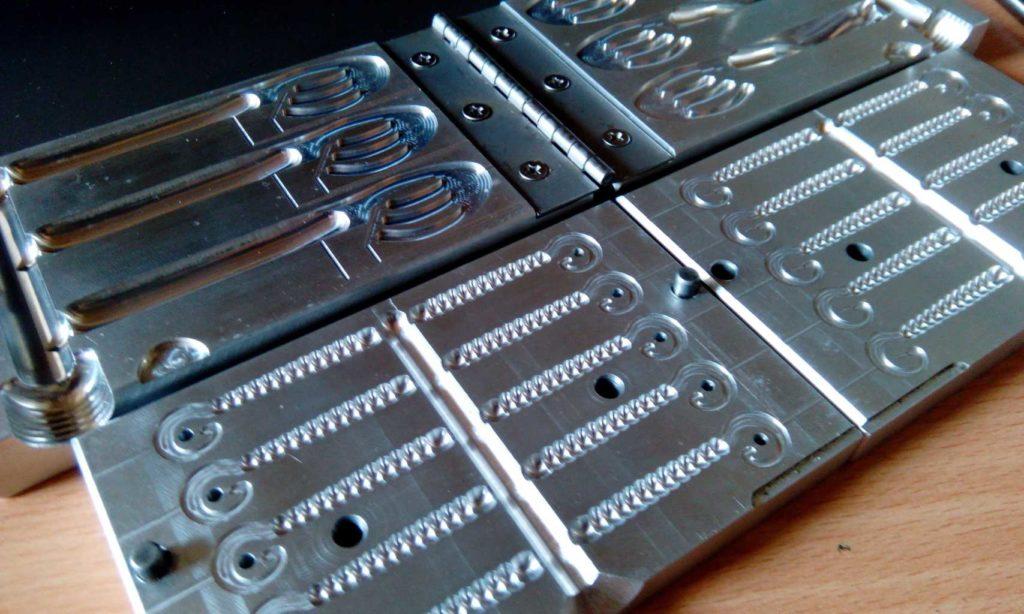 Производство силиконовых приманок оборудование