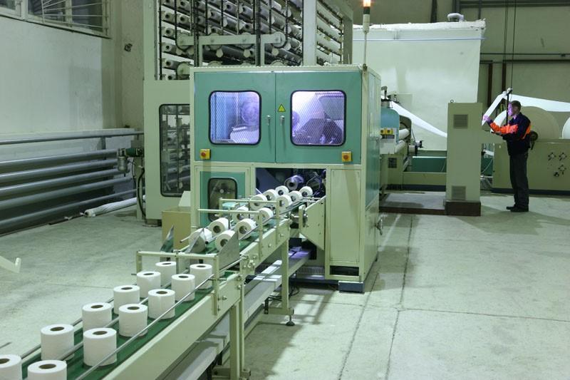 Франшиза по производству туалетной бумаги