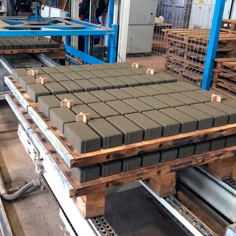 Расход материала на изготовление тротуарной плитки
