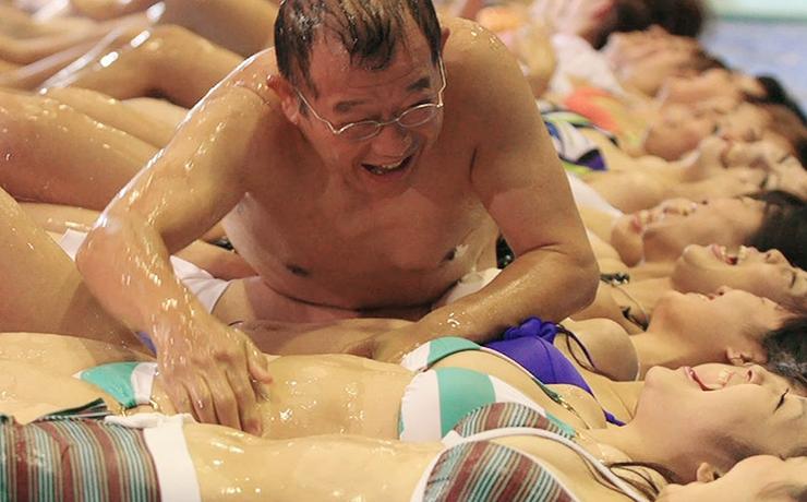 Японские сексуальные развлечения