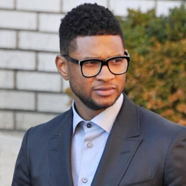 Usher died in car crash june 2012