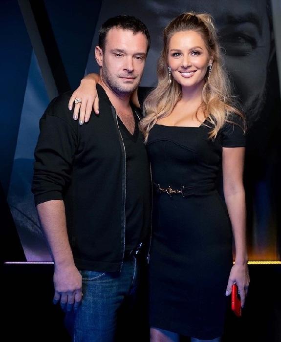 Евгений Васильев и Мария Кожевникова.