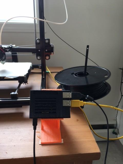 OctoPi 3D Printing Server - 1