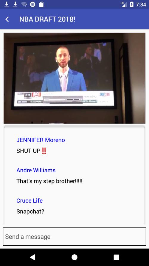 Watch a Live Stream