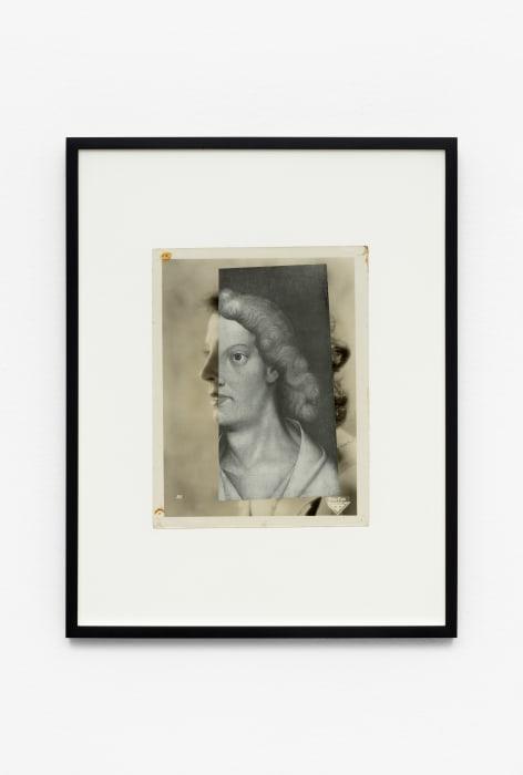 Gothic Portrait V by John Stezaker