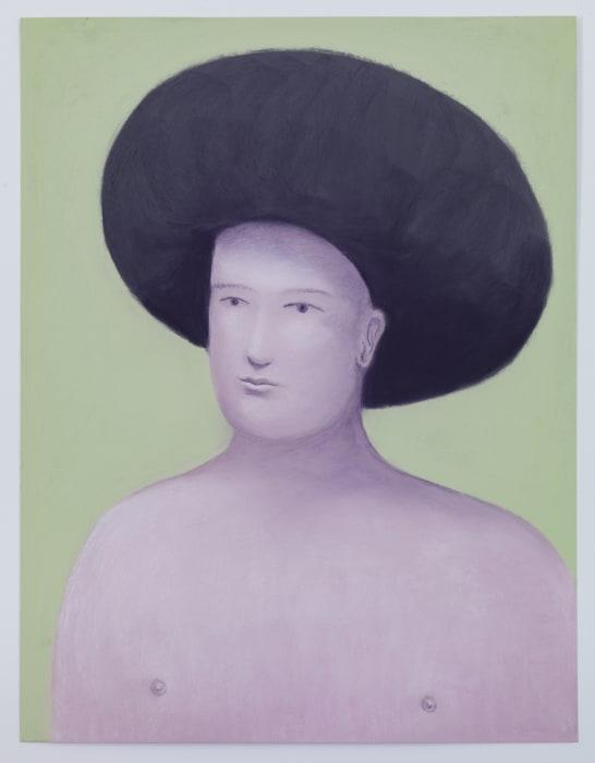 Portrait by Nicolas Party