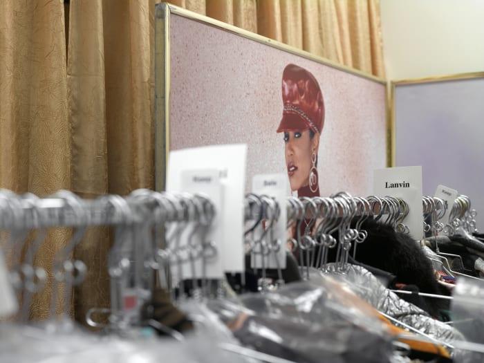 Ebony Fashion Fair Archive at The Johnson Publishing Company Headquarters, Chicago, Illinois I by David Hartt