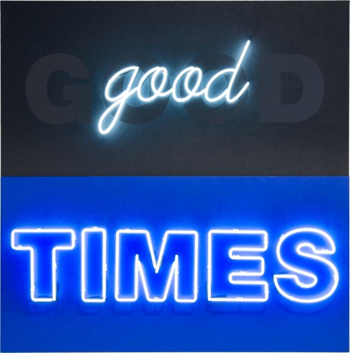 Good Times by Deborah Kass