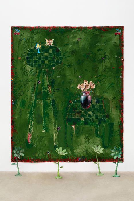 Opium poppy verde by Paulo Nimer Pjota