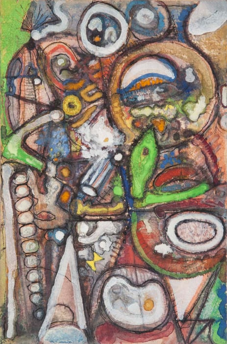 Untitled by Richard Pousette-Dart