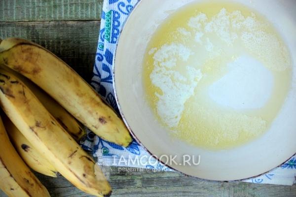 Как приготовить бананы жареные