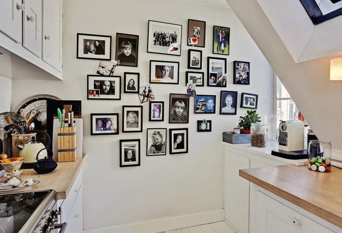 фотографии в интерьере кухни