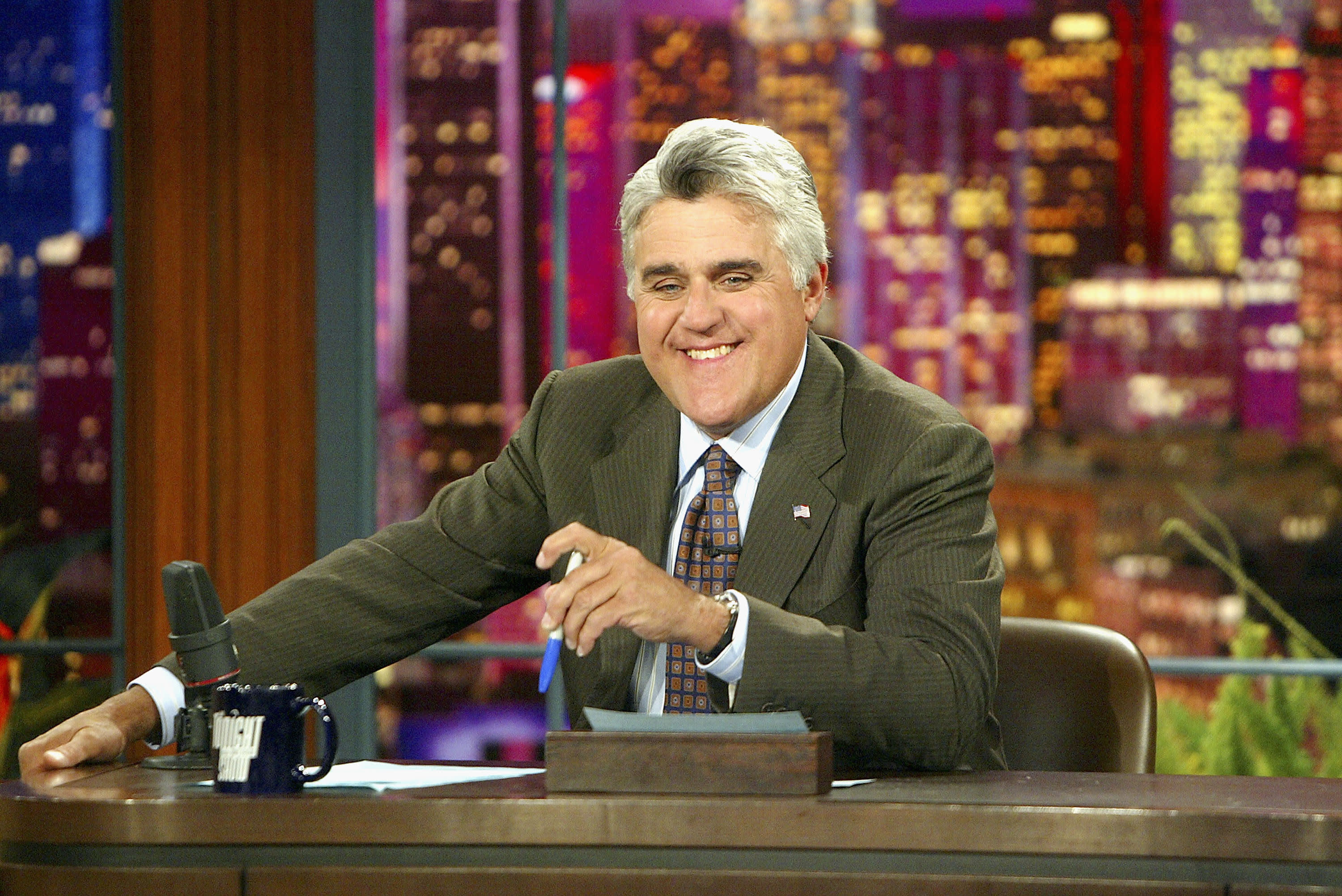 Where is jay leno going after the tonight show