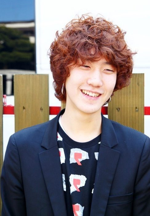 The Curly Korean Haircut for Boys