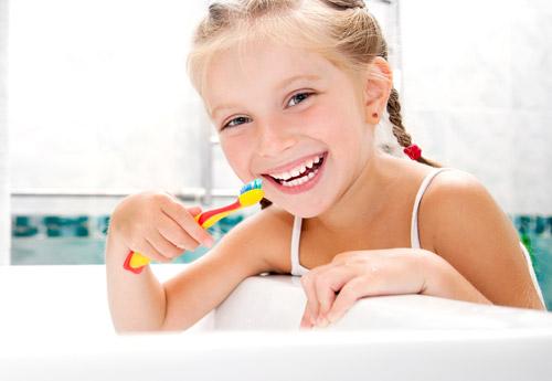 Перша допомога при зубному болю у дітей
