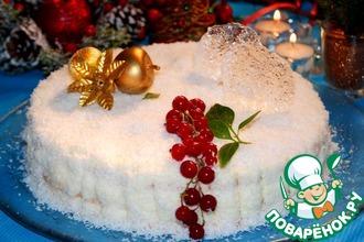 Рецепт: Десерт для Снежной королевы