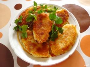 Рецепт картофельных зраз с фаршем с фото пошагово