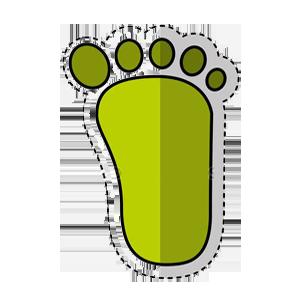 Ridge in toenails