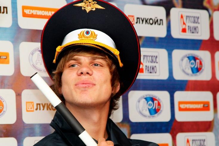 Лучшие фото карьеры Александра Кокорина