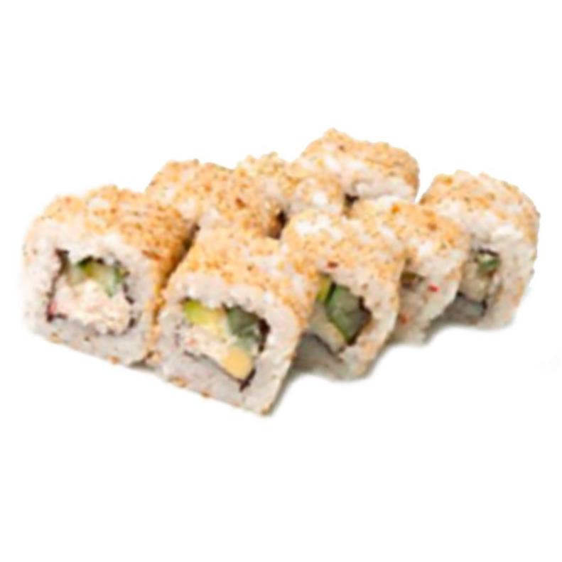 Ролл чикен суши