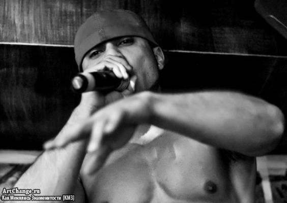 Дони Исламов (MC Doni) до известности, в молодости в клубе