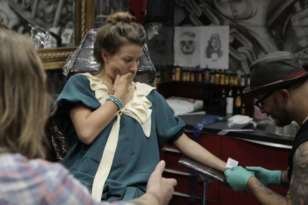 Татуировка жанны бадоевой