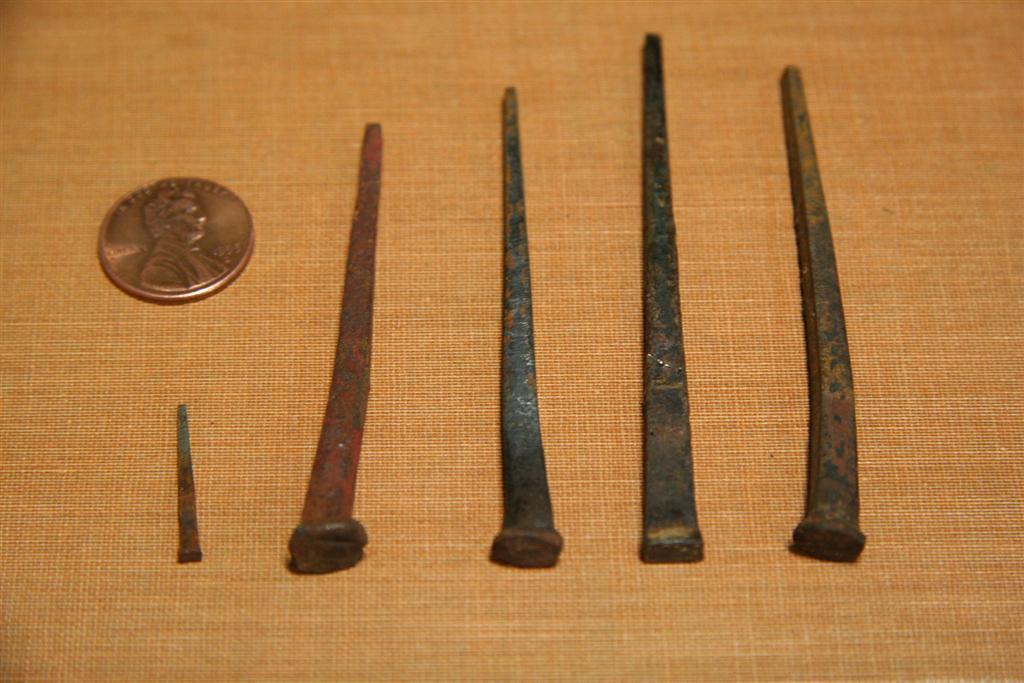 History of square nails