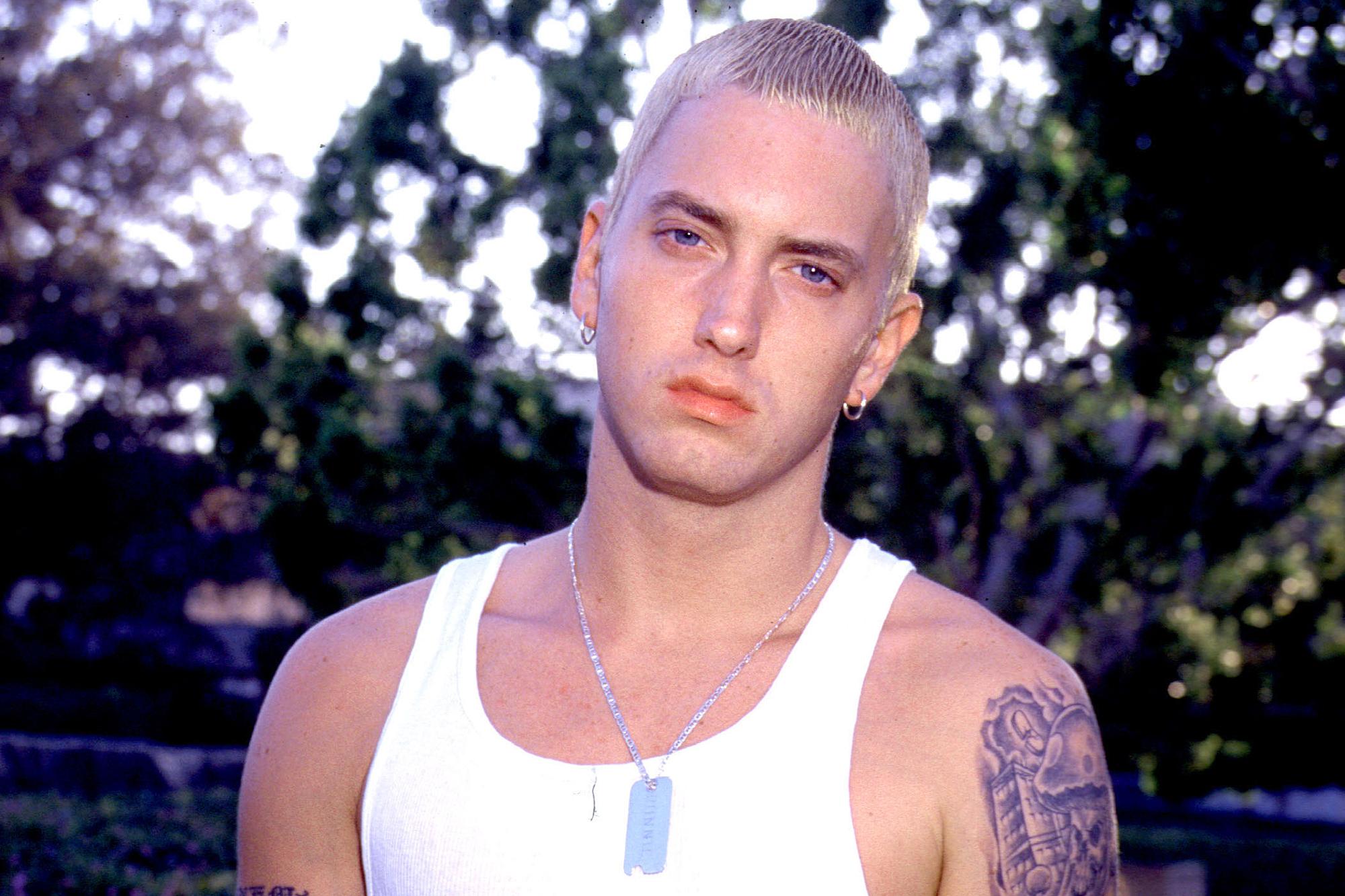 Eminem track 20