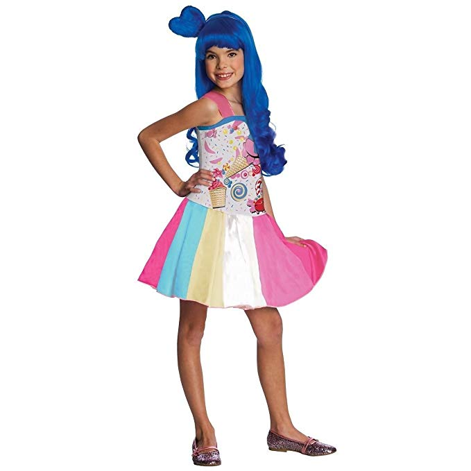 Katy perry costumes for halloween for kids
