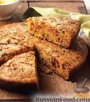 Фото к рецепту: Кукурузный тосканский хлеб