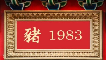 1983 год рождения