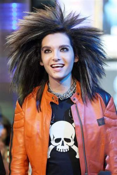 Билл Каулитц, вокалист Tokio Hotel